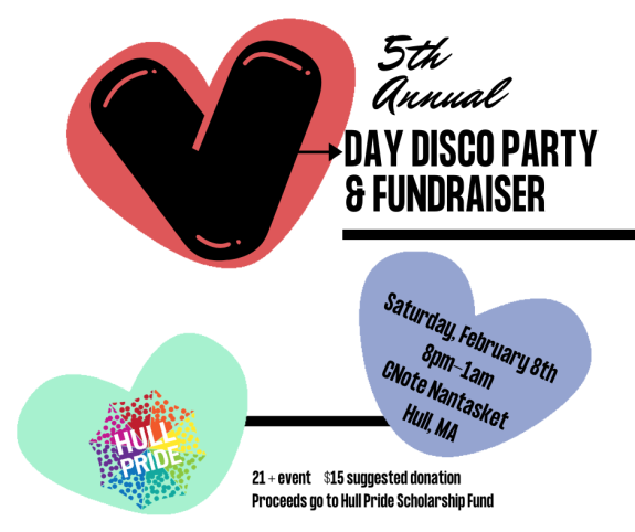 Vday discos 2020