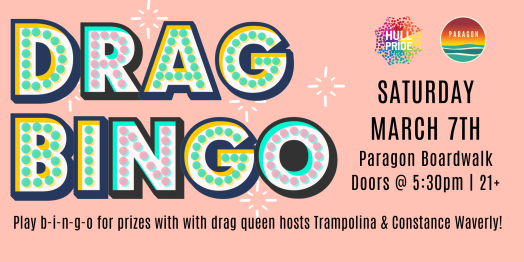 Eventbrite drag bingo